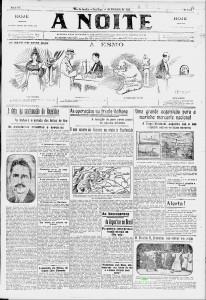 A Noite, 11/11/1917