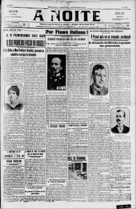 A Noite, 24/9/1919
